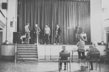 Hollow in Rehearsal